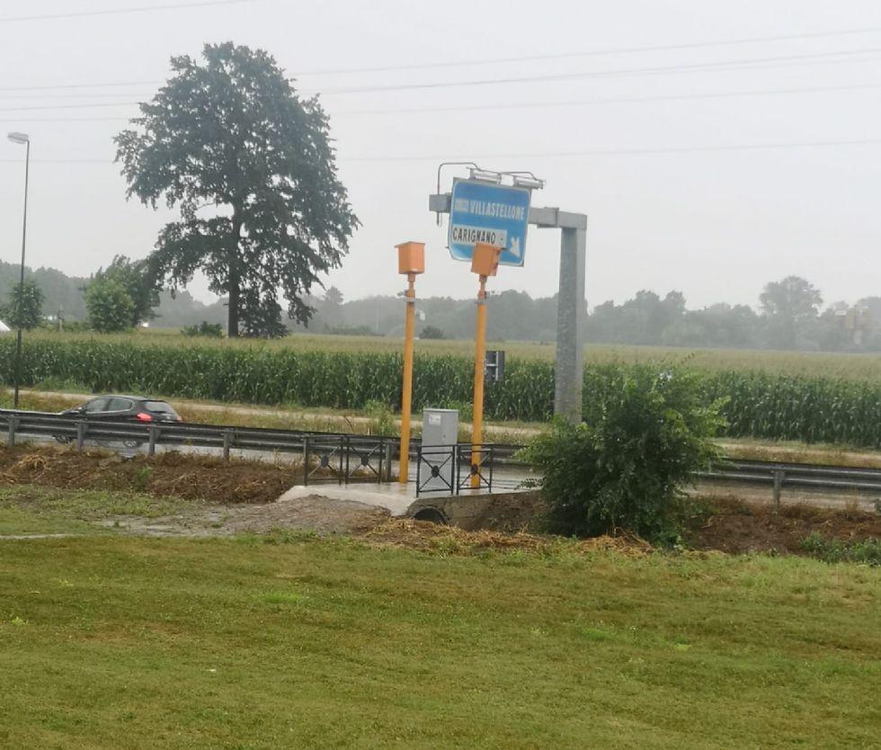 CARIGNANO - Slitta a settembre l'avvio dell'autovelox sulla provinciale 20