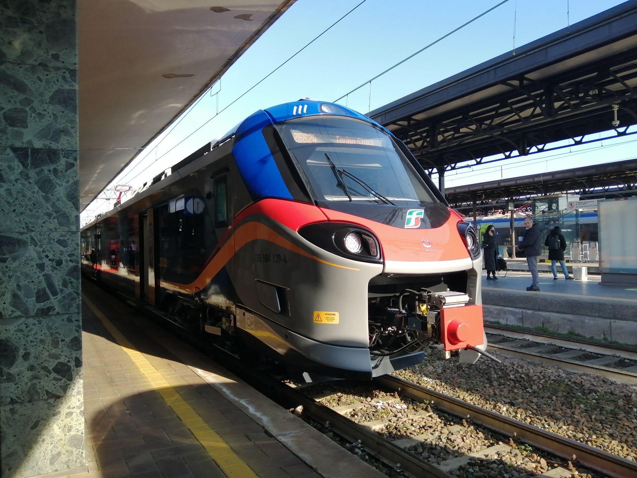 TROFARELLO - Al via gli interventi di potenziamento della linea ferroviaria Trofarello-San Giuseppe di Cairo