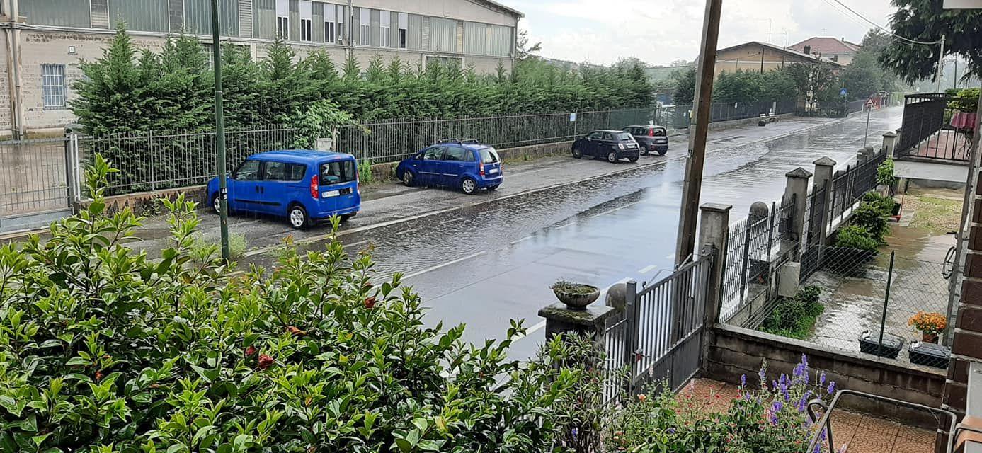 MALTEMPO - Attesi ancora per oggi temporali e locali allagamenti