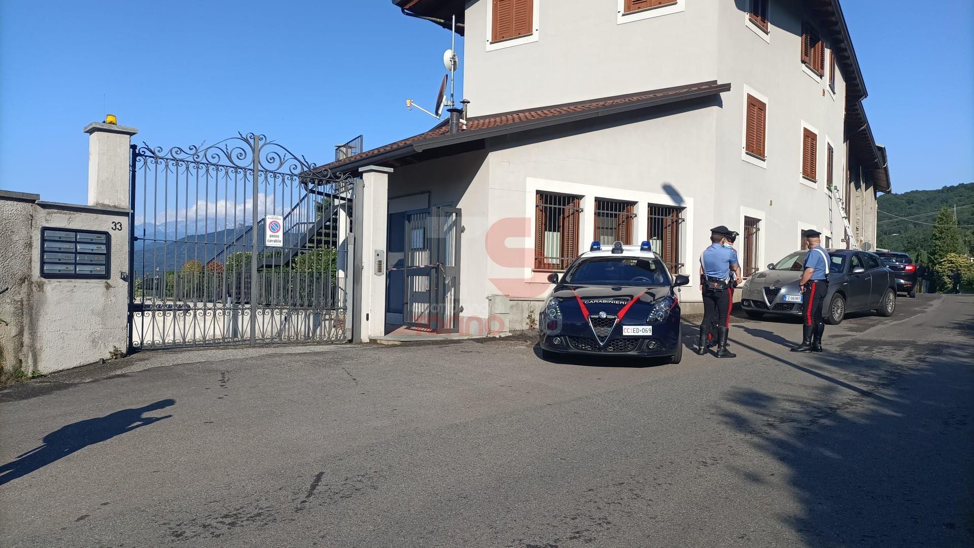 OMICIDIO PIOSSASCO - Architetto di 50 anni ucciso dai ladri: lascia la moglie e un figlio - FOTO